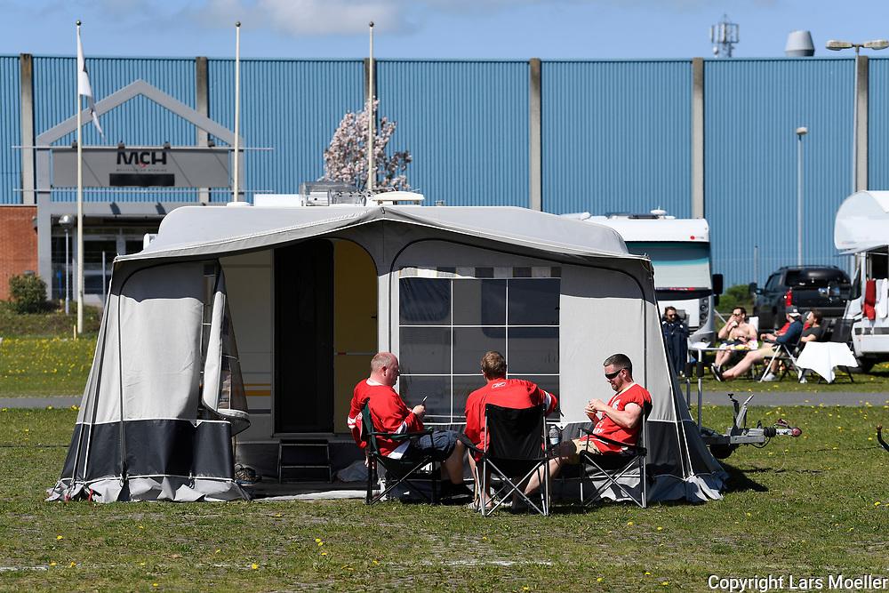 DK caption:<br /> 20180511, Herning, Danmark.<br /> IIHF Verdensmesterskabet i Ishockey. <br /> Hockeycamp Herning<br /> Foto: Lars M&oslash;ller<br /> UK Caption:<br /> 20180511, Herning, Denmark.<br /> IIHF Ice Hockey World Championship. <br /> Hockeycamp Herning<br /> Photo: Lars Moeller