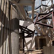 CONSTRUCCION DEL BIOMUSEO - PANAMA CITY - PANAMA