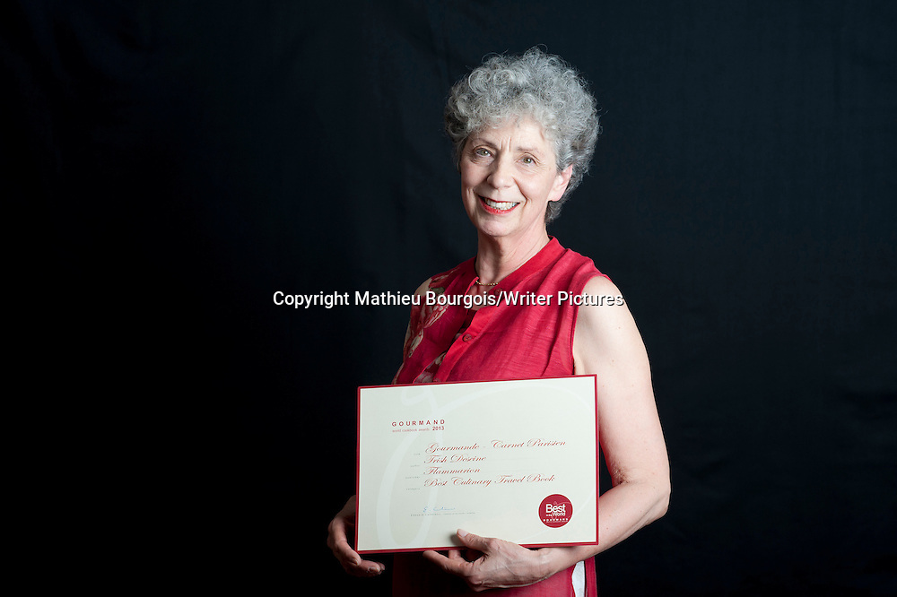 Jana Navratil Manent, at the Gourmand World Cookbook Awards, Beijing, China<br /> 20 May 2014<br /> <br /> Picture by Mathieu Bourgois/Writer Pictures<br /> <br /> NO FRANCE NO CHINA