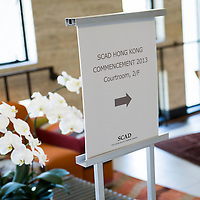 SCAD HK Commencement Day at the Hong Kong Campus. Photo by Andy Jones / illume visuals for SCAD