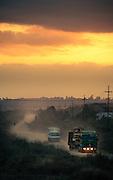 Nairobi Sunset - Kenya