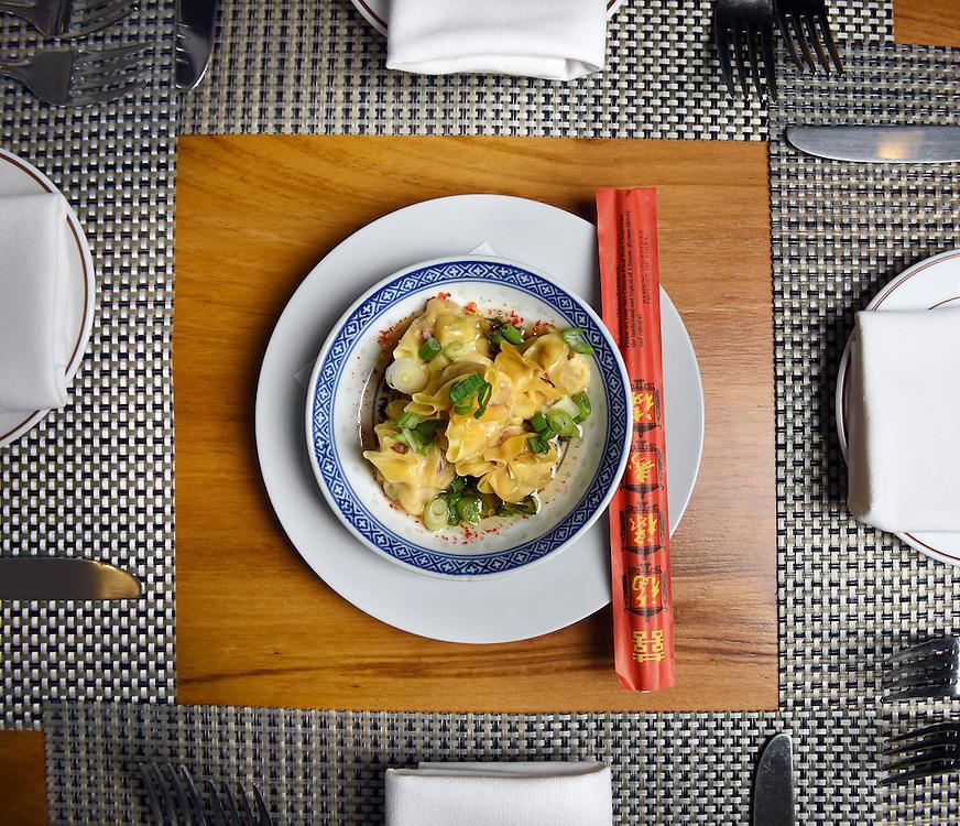Mara Lavitt<br /> February 28, 2016<br /> For Connecticut Magazine<br /> The Mockingbird Kitchen &amp; Bar, Bantam. The Asian dumplings.