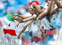Iran fans<br /> Saint Petersburg 15-06-2018 Football FIFA World Cup Russia  2018 <br /> Morocco - Iran / Marocco - Iran <br /> Foto Matteo Ciambelli/Insidefoto