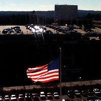 Pictured is the view from Larue's room just before being discharged to leave. On December 27, 2012 two year old Holly Larue Frizzelle was diagnosed with Acute Lymphoblastic Leukemia. What began as a stomach ache and visit to her regular pediatrician led to a hospital admission, transport to the University of North Carolina Children's Hospital, and more than two years of treatment.