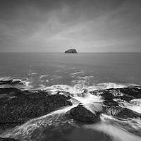 Bass Rock from the Gegan, north Berwick