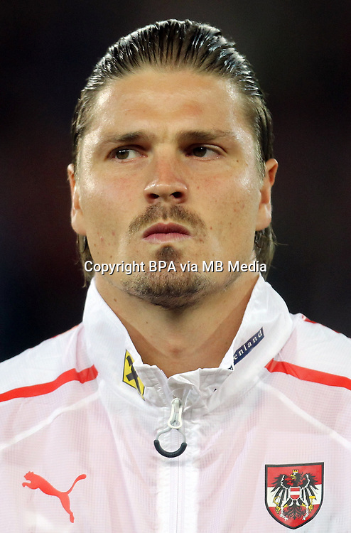 Uefa Euro FRANCE 2016 - <br /> Austria National Team - <br /> Sebastian Proedl
