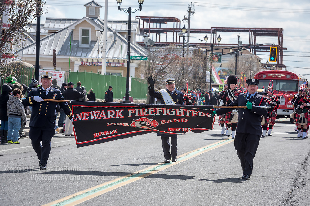 Seaside Heights held their annual St Patrick's Day parade on Saturday, 3/11/17.  / Russ DeSantis Photography and Video, LLC