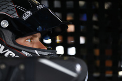 March 10, 2018 - Avondale, Arizona, United States of America - March 10, 2018 - Avondale, Arizona, USA: Trevor Bayne (6) straps into his car to practice for the Ticket Guardian 500(k) at ISM Raceway in Avondale, Arizona. (Credit Image: © Chris Owens Asp Inc/ASP via ZUMA Wire)