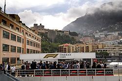 May 22, 2019 - Monte Carlo, Monaco - Motorsports: FIA Formula One World Championship 2019, Grand Prix of Monaco, ..F1 Paddock Club  (Credit Image: © Hoch Zwei via ZUMA Wire)