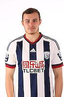 Joe Ward - West Bromwich Albion U21
