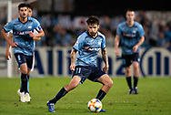 SYDNEY, AUSTRALIA - MAY 21: Sydney FC player Daniel De Silva (11) controls the ball at AFC Champions League Soccer between Sydney FC and Kawasaki Frontale on May 21, 2019 at Netstrata Jubilee Stadium, NSW. (Photo by Speed Media/Icon Sportswire)