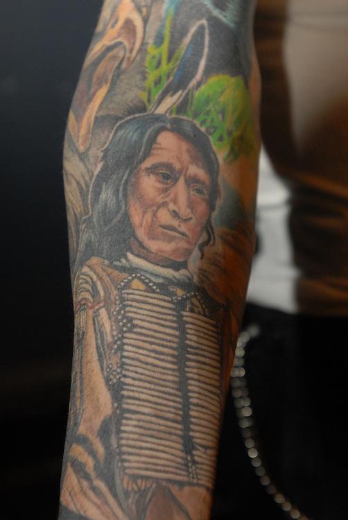 New York City Tattoo Convention 2009 at the Roseland Ballroom: