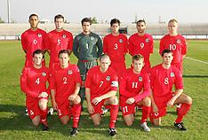 051115 Cyprus U21 v Wales U21