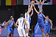 DESCRIZIONE : Anversa European Basketball Tour Antwerp 2013 Italia Israele Italy Israel<br /> GIOCATORE : Luigi Datome<br /> CATEGORIA : controcampo rimbalzo<br /> SQUADRA : Nazionale Italia Maschile Uomini<br /> EVENTO : European Basketball Tour Antwerp 2013 <br /> GARA : Italia Israele Italy Israel<br /> DATA : 18/08/2013<br /> SPORT : Pallacanestro<br /> AUTORE : Agenzia Ciamillo-Castoria/GiulioCiamillo<br /> Galleria : FIP Nazionali 2013<br /> Fotonotizia : Anversa European Basketball Tour Antwerp 2013 Italia Israele Italy Israel<br /> Predefinita :