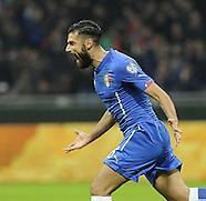 Italy v Croatia 161114