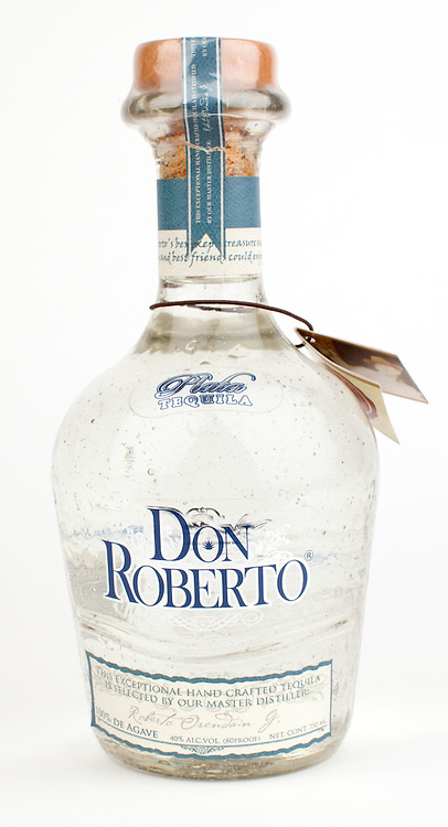 Don Roberto Plata -- Image originally appeared in the Tequila Matchmaker: http://tequilamatchmaker.com