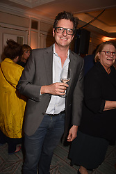 William Sitwell at the Fortnum & Mason Food and Drink Awards, Fortnum & Mason Food and Drink Awards, London, England. 10 May 2018.