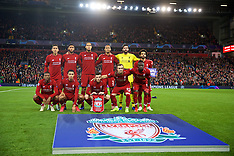 2018-10-24 Liverpool v Red Star