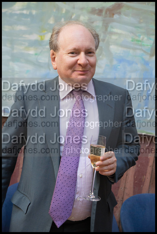 SIMON FRANSES, Drinks party to launch this year's Frieze Masters.Hosted by Charles Saumarez Smith and Victoria Siddall<br />  Academicians' room - The Keepers House. Royal Academy. Piccadilly. London. 3 July 2014