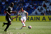 Tousart lucas of Lyon during the French championship L1 football match between Olympique Lyonnais and Amiens on August 12th, 2018 at Groupama stadium in Decines Charpieu near Lyon, France - Photo Romain Biard / Isports / ProSportsImages / DPPI