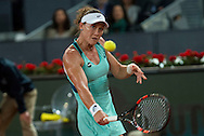 Samantha Stosur during the Madrid Open at Manzanares Park Tennis Centre, Madrid<br /> Picture by EXPA Pictures/Focus Images Ltd 07814482222<br /> 07/05/2016<br /> ***UK &amp; IRELAND ONLY***<br /> EXPA-ESP-160507-0016.jpg