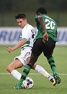 The New Saints v Europa FC, 27 June 2017