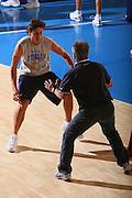 DESCRIZIONE : Bormio Raduno Collegiale Nazionale Maschile Preparazione Fisica <br /> GIOCATORE : Marco Mordente <br /> SQUADRA : Nazionale Italia Uomini <br /> EVENTO : Raduno Collegiale Nazionale Maschile <br /> GARA : <br /> DATA : 19/07/2008 <br /> CATEGORIA : Riscaldamento <br /> SPORT : Pallacanestro <br /> AUTORE : Agenzia Ciamillo-Castoria/S.Silvestri <br /> Galleria : Fip Nazionali 2008 <br /> Fotonotizia : Bormio Raduno Collegiale Nazionale Maschile Preparazione Fisica <br /> Predefinita :