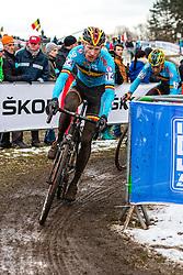 Klaas Vantornout (BEL), Men Elite, Cyclo-cross World Championship Tabor, Czech Republic, 1 February 2015, Photo by Pim Nijland / PelotonPhotos.com