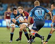 Rugby - S15 Bulls v Highlanders