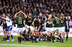 November 18, 2017 - Saint Denis, France - Eben Etzebeth (afs) - victoire sud africaine (Credit Image: © Panoramic via ZUMA Press)