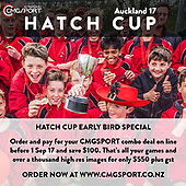 2017 HATCH CUP