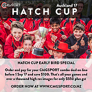 HATCH CUP EARLY BIRD OFFER 2017