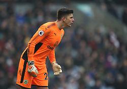 Nick Pope of Burnley  - Mandatory by-line: Jack Phillips/JMP - 03/03/2018 - FOOTBALL - Turf Moor - Burnley, England - Burnley v Everton - English Premier League