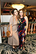 BEVERLY HILLS, CALIFORNIA - MAY 31: Allison Paige and Jen Lilley at Step Up Inspiration Awards at the Beverly Wilshire Four Seasons Hotel on May 31, 2019 in Beverly Hills, California. (Photo by Araya Diaz)