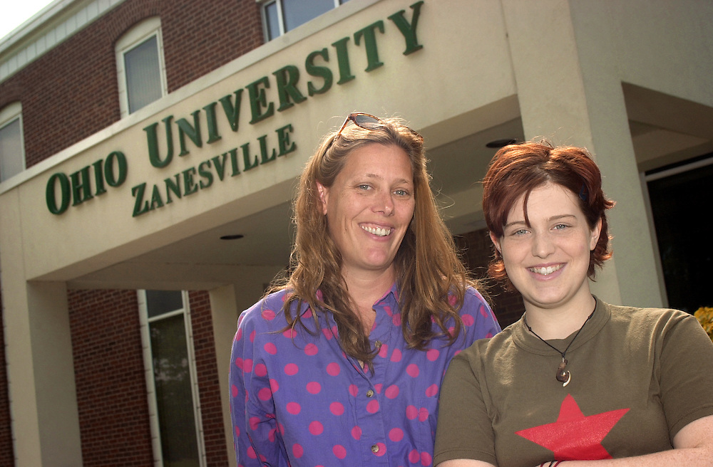 15906         Meygen & Daughter at Zanesville Campus