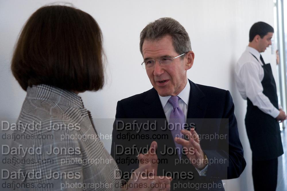 BARON JOHN BROWNE, Per Kirkeby Opening Reception and Dinner. Tate Modern. 16 June 2009.