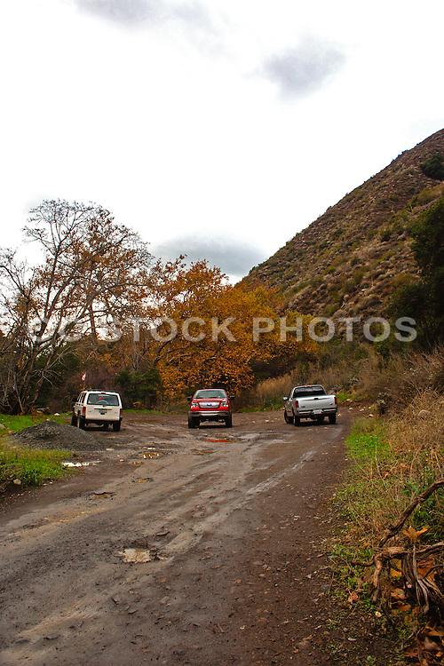 Holy Jim Trail in Trabucco Canyon