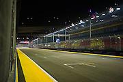 September 18-21, 2014 : Singapore Formula One Grand Prix - Singapore front straight