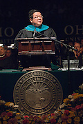 18276Undergraduate Commencement 2007..Kao, president and founder of the University of Cambodia, earned master's degrees in political science and international affairs from Ohio in 1991. In his role as president, he is pursuing the development of several collaborative programs between the University of Cambodia and Ohio University that allow participants to share ideas, scholars and cultures. He also is the director of the Cambodian Institute of Cooperation and Peace, which is the country's only think tank and serves as an independent voice on important issues such as security, economics and the role of women in Southeast Asia...As Cambodia's secretary of state, he addresses legal and societal issues related to justice and reconciliation involving the Khmer Rouge regime. An accomplished author, he has authored many publications on the security, diplomacy and politics of Cambodia and Southeast Asia. He will receive his honorary degree at the afternoon undergraduate ceremony on June 9.