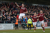 Northampton Town v Cambridge United 120316
