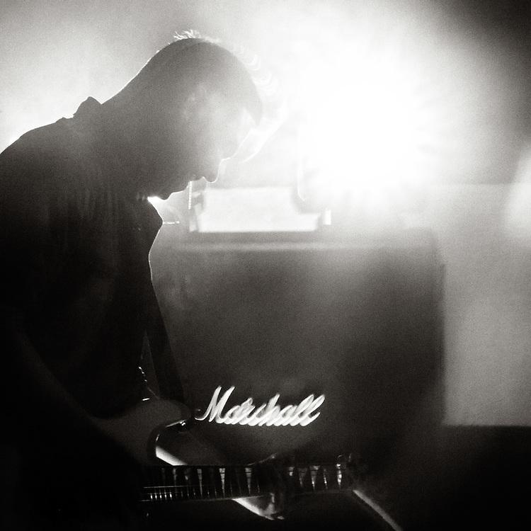 Sleigh Bells perform at The Warfield in San Francisco, CA.  April 5, 2012 @Tom Tomkinson/Retna Ltd.