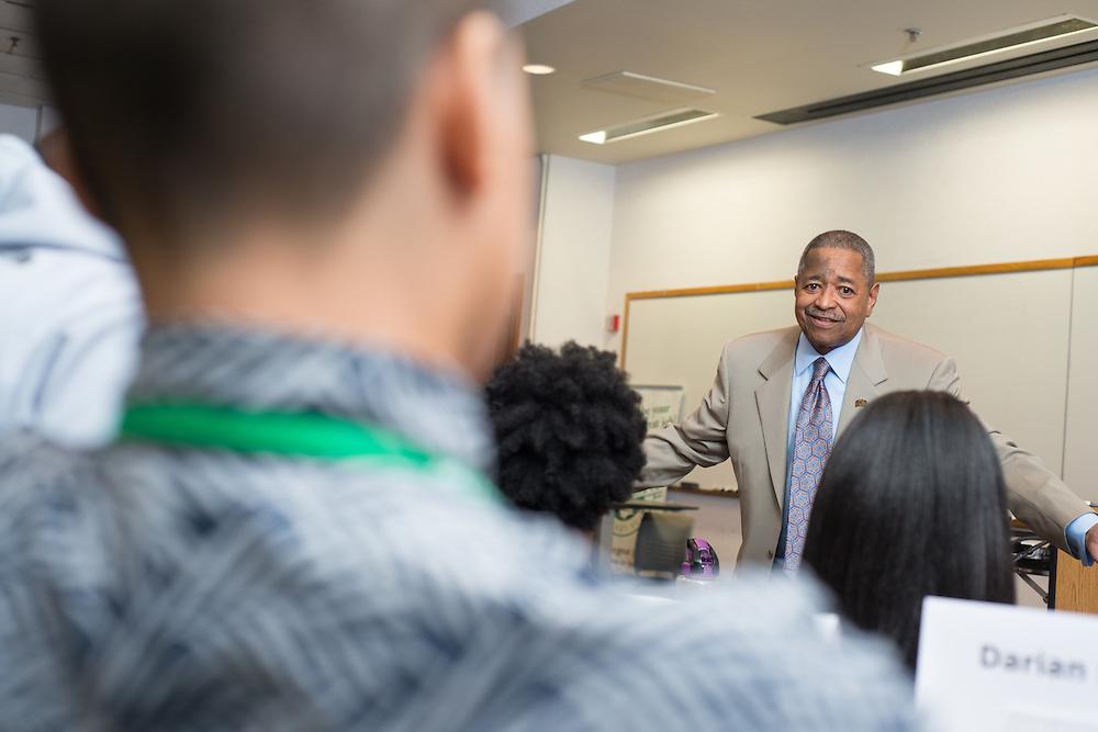 Junior Executive Business Program on Monday, July 11, 2016.  © Ohio University / Photo by Kaitlin Owens