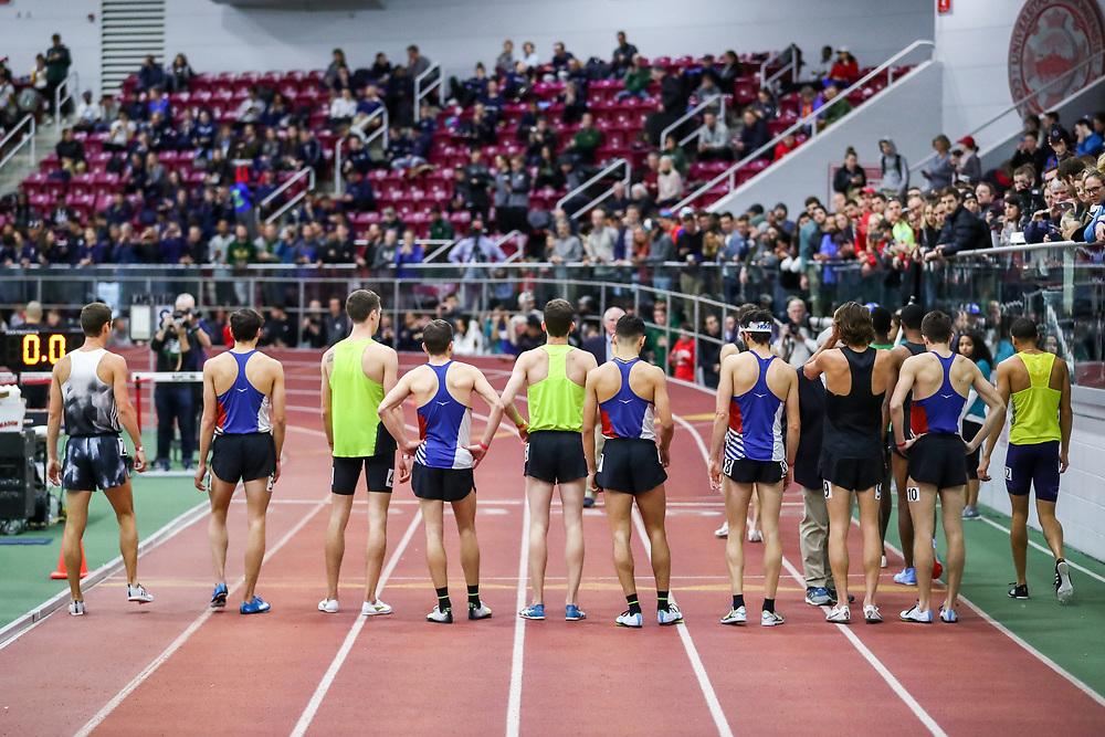 Bruce LeHane Invitational Mile, Yomif Kejelcha sets indoor mile world record 3:47.02
