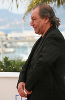 Director Tony Gatlif at the photo call for the film Geronimo, at the 67th Cannes Film Festival, Tuesday 20th May 2014, Cannes, France.