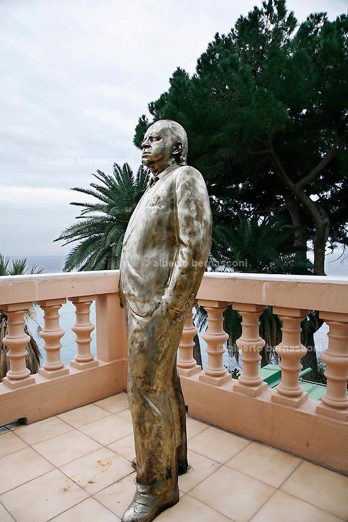 Bordighera, La fondazione Terruzzi del Mecenate Angelo Terruzzi.