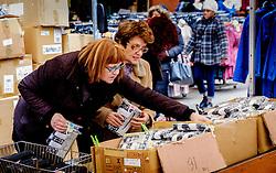 Shoppers at the Bullring Market in Birmingham, England UK<br /> <br /> (c) Andrew Wilson | Edinburgh Elite media