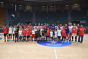 Italia<br /> Nazionale Senior maschile<br /> Allenamento<br /> World Qualifying Round 2019<br /> Bologna 12/09/2018<br /> Foto  Ciamillo-Castoria / Giuliociamillo