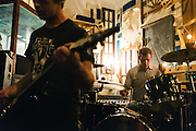 Syracuse's punk darlings Perfect Pussy brought the flavor to Melt on Cherokee Street with St. Louis' own Self Help, Times Beach and The Funs.