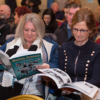 Tanya and Teresa Walsh at the Launch of the book Marian Avenue by Ollie Byrnes
