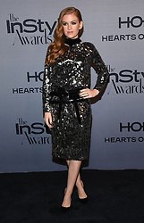 October 24, 2016 - Los Angeles, California, U.S. - Isla Fisher arrives for the InStyle Awards 2016 at the Getty Center. (Credit Image: © Lisa O'Connor via ZUMA Wire)